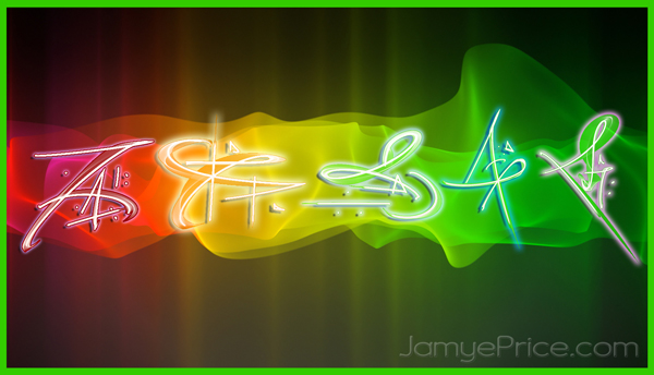 Language of Light by Jamye Price