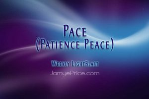Pace Weekly LightBlast by Jamye Price