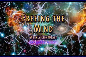 Freeing the Mind LightBlast by Jamye Price