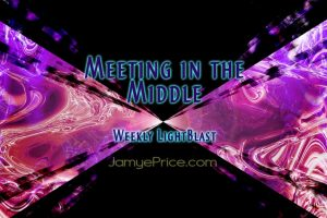 Meeting in the Middle by Jamye Price