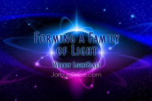 Forming a Family of Light by Jamye Price