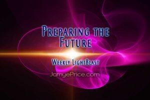 Preparing the Future by Jamye Price