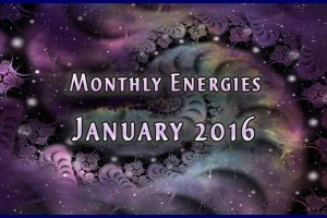 Monthly Energies by Jamye Price 2016