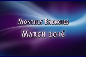 March Ascension Energy by Jamye Price