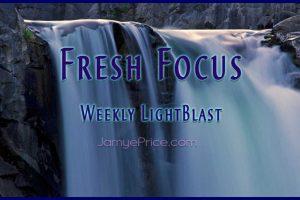 Fresh Focus LightBlast by Jamye Price