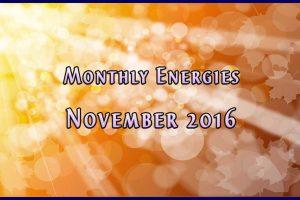 November Ascension Energies by Jamye Price