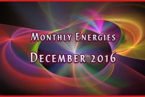 December Ascension Energies by Jamye Price