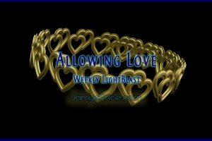 Allowing Love LightBlast by Jamye Price