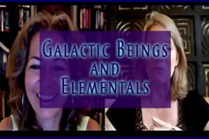 Galactic Beings and Faeries and Elves with Jamye Price