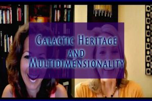 Galactic Heritage and Multidimensionality with Jamye Price
