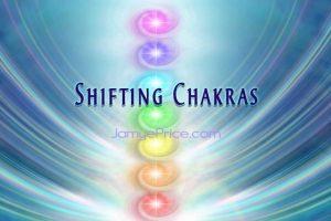 Shfiting Chakras by Jamye Price