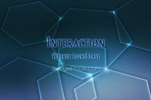 Interaction LightBlast by Jamye Price