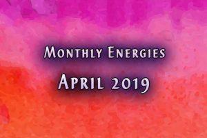 April Ascension Energies by Jamye Price